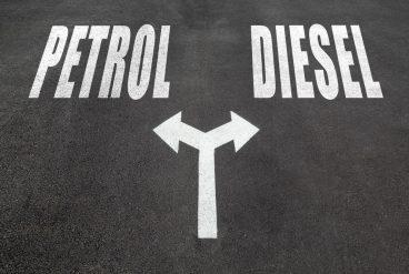 Choosing between Petrol and Diesel