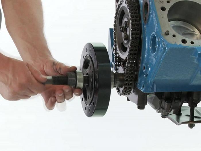 Crankshaft Harmonic Balancer Repair & Replacement - Car Servicing